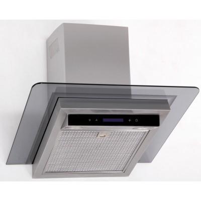 Кухонная вытяжка ZorG Technology Viva Glass Inox (IS+BL)